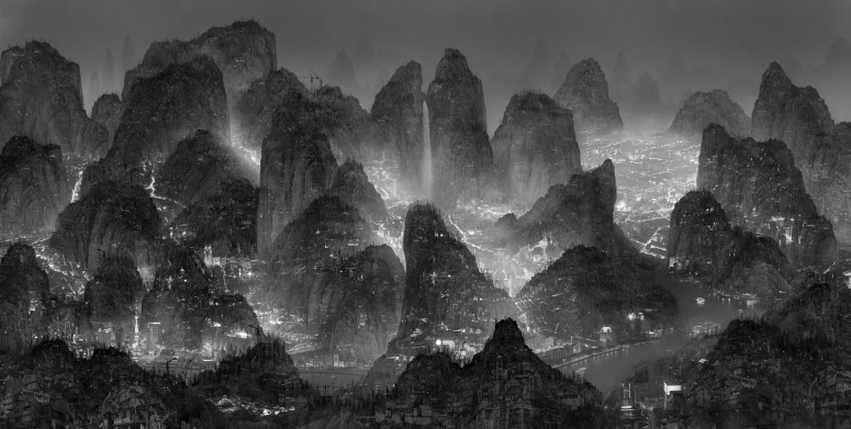 Yang Yongliang Sleepless Wonderland 1