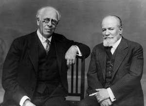 Stanislavski and Nemirovich-Danchenko